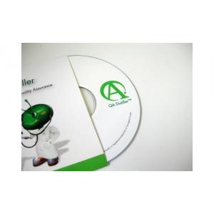 Печат на CD-та