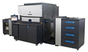 Дигитален печат, HP Indigo дигитална преса