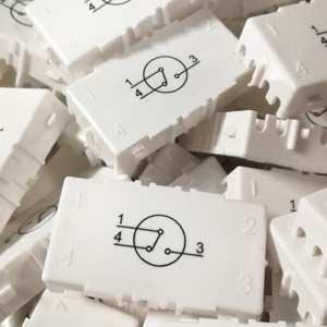 промищлен печат на технически изделия – ABS
