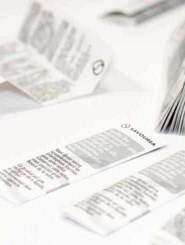 печат на листовки за промишлеността